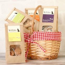 Hand Baked Dog Treats Taster Pack (4 packs)